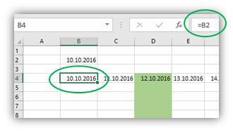 excel heutiges datum