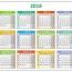 10 kostenlose Kalendervorlagen die du unbedingt brauchst