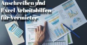 Excel-Arbeitshilfen für Vermieter